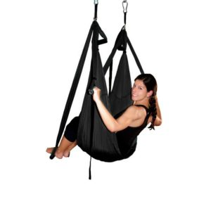 AGPtEK Aerial Yoga Hammock Inversion Swing