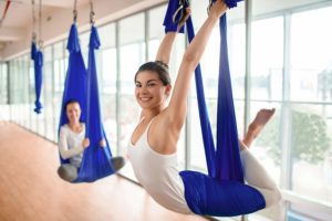 Aerial Yoga Hammock by Aum Active