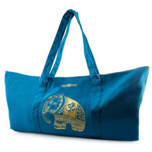 Peace Yoga Mat Tote Bag
